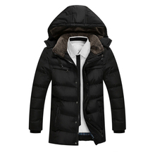 blouson homme hiver heren jassen winter piumino uomo inverno manteau long jacket men 56