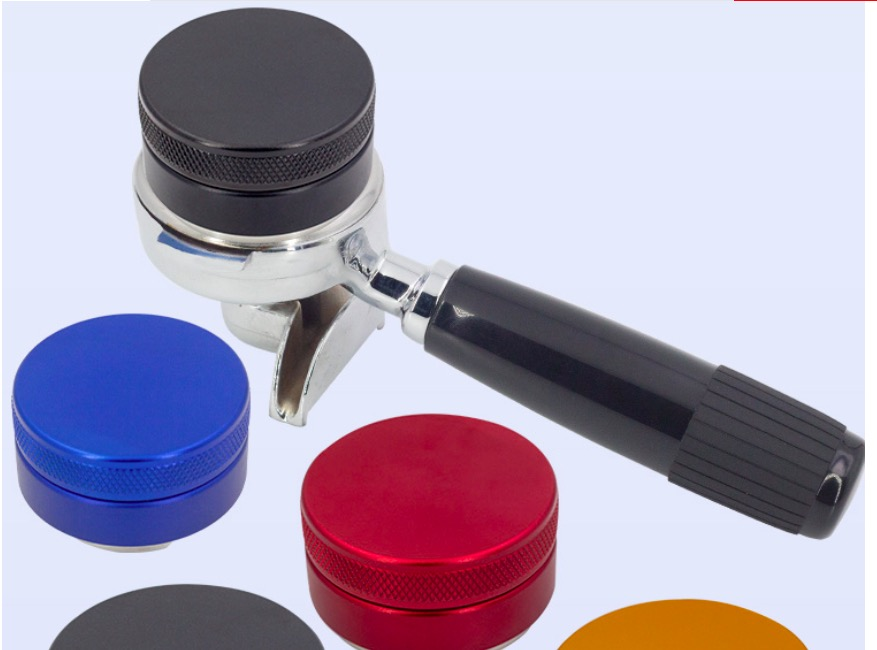 53mm Coffee Distributor/coffee Tamper/professional Coffee Tool/stainless Steel High Quality Coffee Distributor Perfect Tool