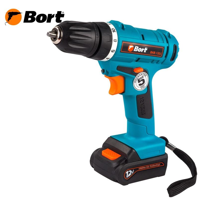 Drill battery Bort BAB-12Li