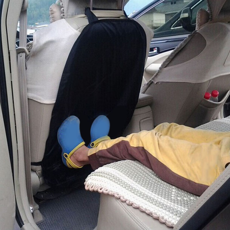 Car Seat Back Protector Boys Girls Kick Mat Auto Inner Clean Keeper Pad Mud Clean Seat