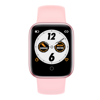 RUNDOING NY07 Smart watch Heart rate Blood pressure Fitness tracker Fashion men Sport smartwatch for ladies men 7