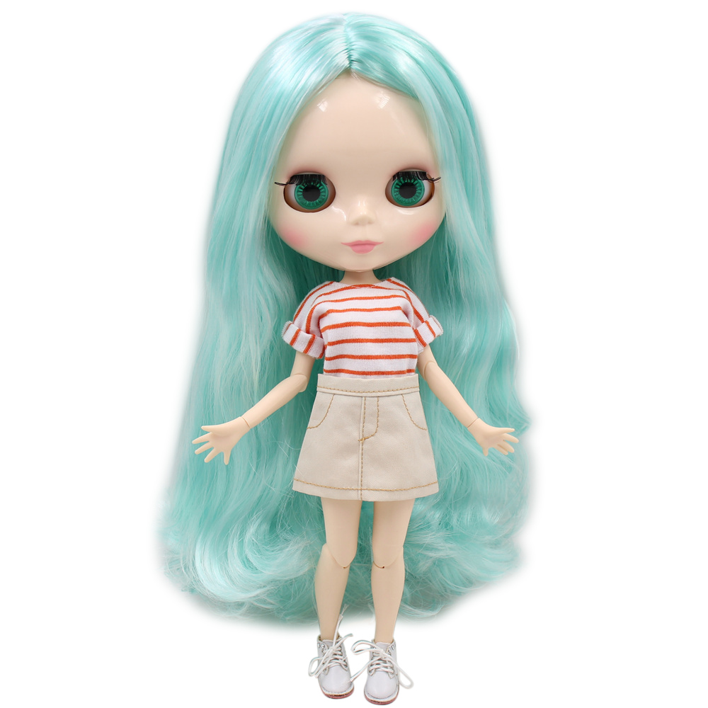 ICY Nude Fabbrica Blyth Bambola Serie No.280BL136/4268 Menta mix bianco dei capelli della pelle del corpo MISTO di Neo-in Bambole da Giocattoli e hobby su  Gruppo 1