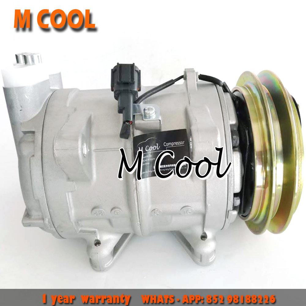 High Quality DKS17CH AC Air Conditioner Compressor For Nissan Patrol 92600 VB005 92600 VB300 92600 52N01 92600VB005 92600 8C820 in Air conditioning Installation from Automobiles Motorcycles