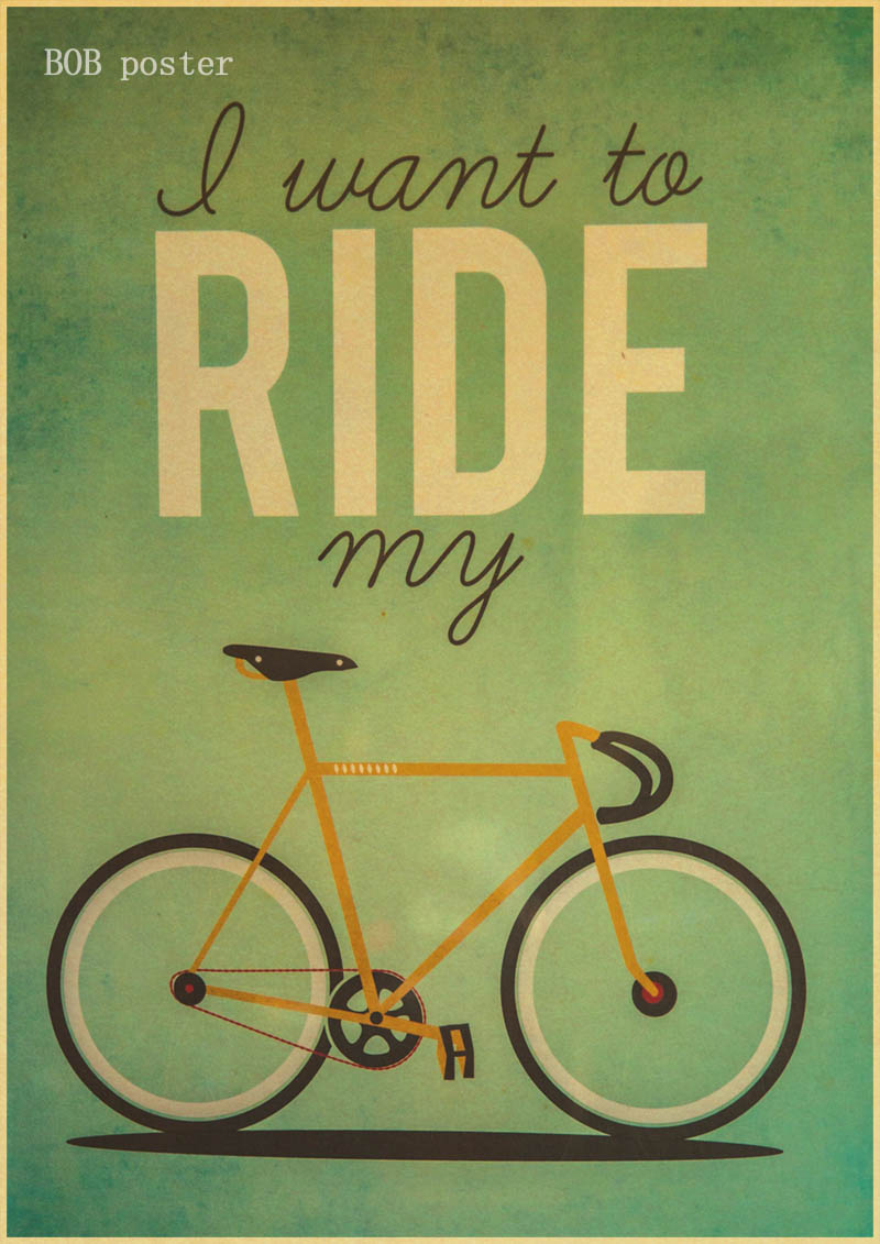 Fine Vintage Bicycle Wall Decor Images - The Wall Art Decorations ...