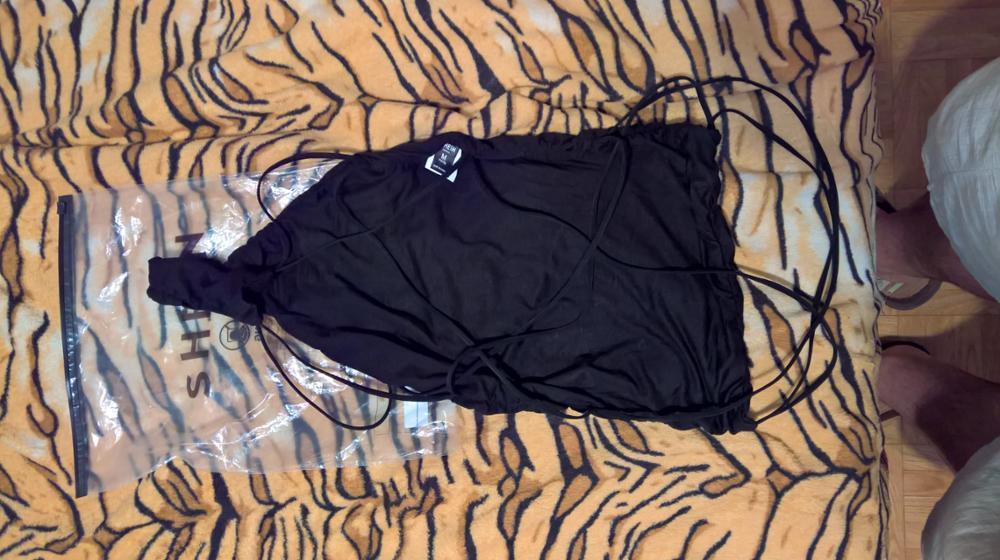 COLROVIE Strappy спинки боди женский, черный без рукавов летние пляжные Горячие трико 2017 Scoop шеи крест тонкий Cami Bodysuit
