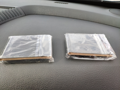 KUDIAN BEAR Money Clip Men Wallets Minimalist Car-Covers Magnet Clamps for Money Holder Carteras Hombre– BID148 PM49 photo review