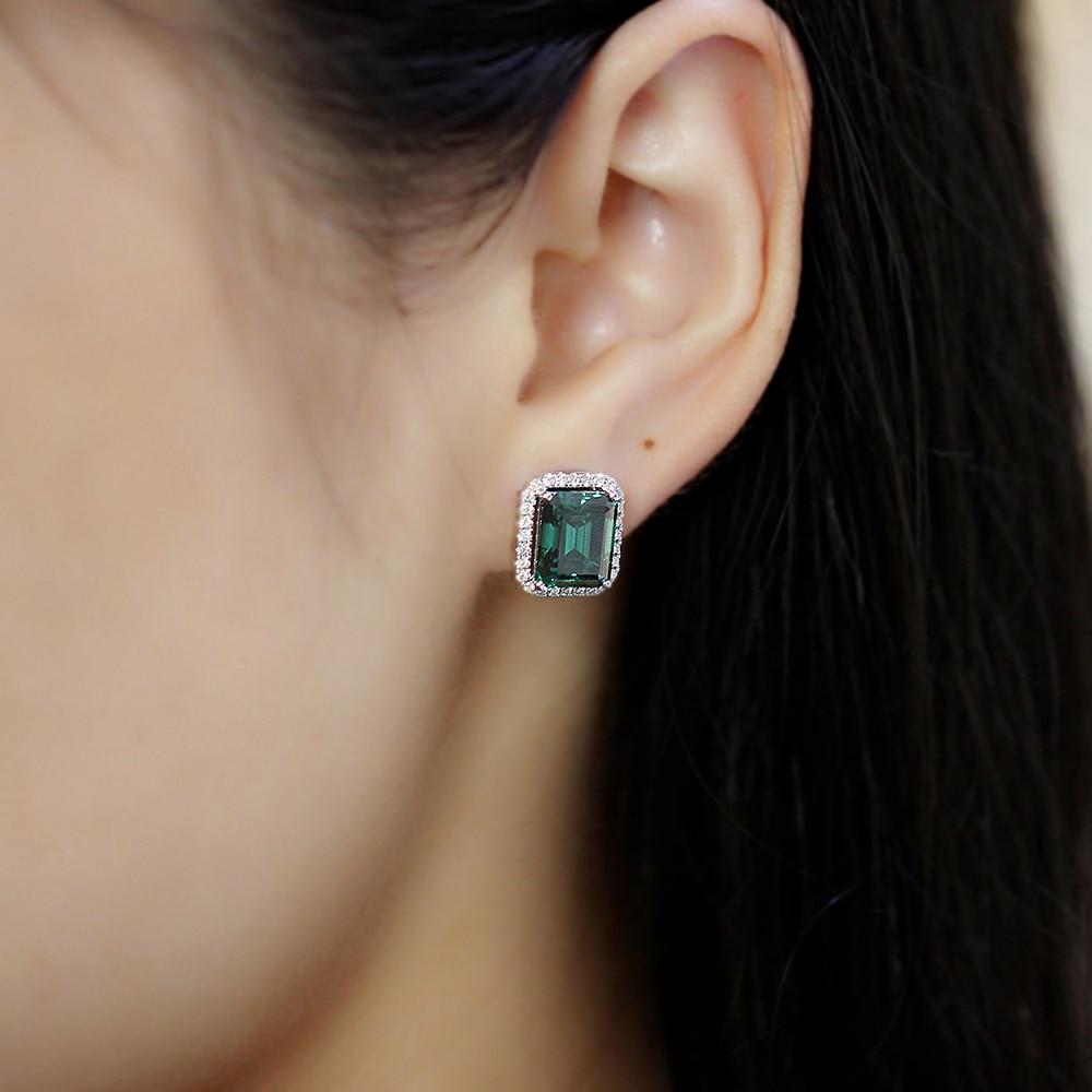emerald stud earrings (10)