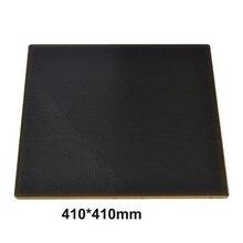 410*410 мм 3D ультрабук 3d принтер платформа Подогреваемая кровать сборка поверхности стеклянная пластина для CR-10S4