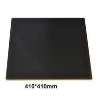 410*410mm New 3D Ultrabase 3D Printer Platform Heated Bed Build Surface Glass plate for CR 10S4