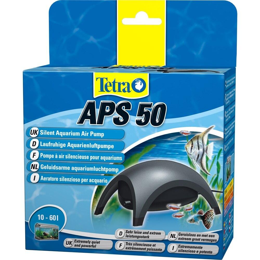 Compressor for aquariums Tetra APS-50 for aquariums up to 60 liters natural reef aquariums