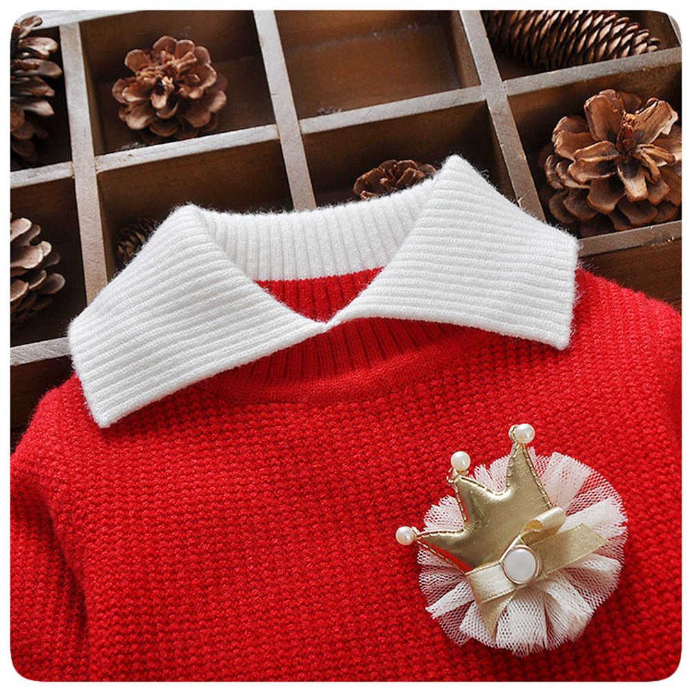 Весенне-зимний свитер для новорожденных девочек; Детский свитер; Повседневный модный детский свитер; розовые свитера для девочек с героями мультфильмов