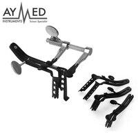 Caspar Micro Lumbar Discectomy Retractor Set of Spinal Surgery surgical instruments scissors