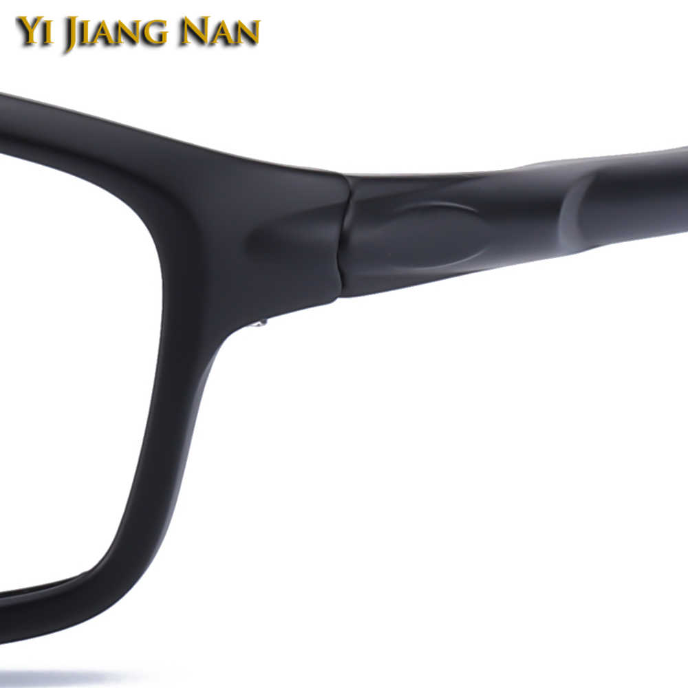 TR90 Gafas de deporte Gafas para hombres Marco de Gafas ópticas Occhiali Da Vista Uomo Gafas Mujer
