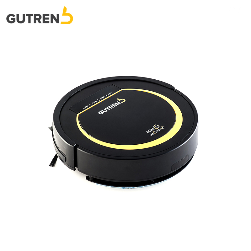 Robot vacuum cleaner Gutrend FUN 110 PET wireless cleanmate qq6 robot vacuum cleaner black
