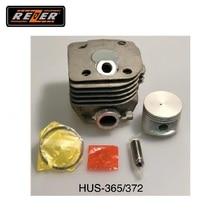 Цилиндр с поршнем HUS-365 Rezer для бензопилы