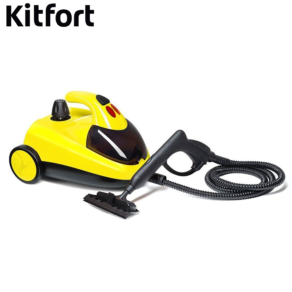 Steam Cleaner Kitfort KT-908 Handheld Steam Cleaner Kitfort KT-908 Electric Cleaning steam High pressure cleaner handheld steam cleaning machine high temperature kitchen cleaner bathroom sterilization washing machine sc 952