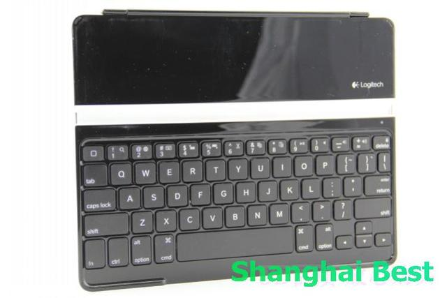 b3cd9382489 Genuine Bluetooth Keyboard Folio Protective Case Ultrathin Smart Cover for  iPad 2 3 4Gen iPhone7 8