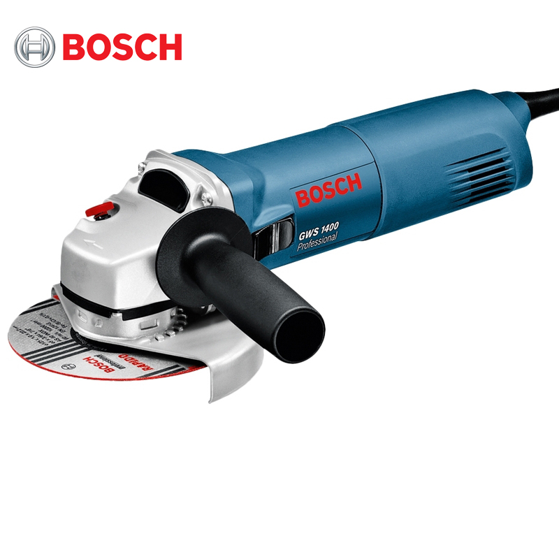 Фото - Angle grinder Bosch GWS1400 alloy adjustable angle grinder wrench