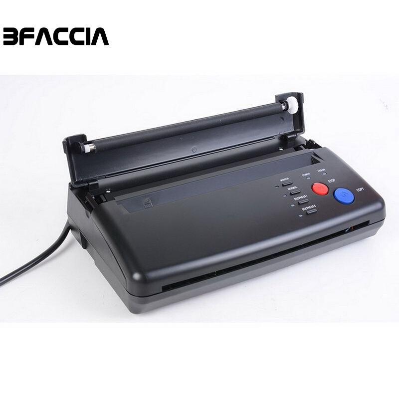 Bfaccia Professional Tattoo Transfer Copier Thermal Stencil Paper A5&A4 Printer Machine Tattoo Paper Photo Tattoo Pen