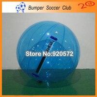 Бесплатная доставка Air воздуходувы шары для Прогулки по воде надувные гигантский водяной шар 2,5 м воды прогулочный шар