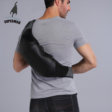 Superman massage shoulder and neck electric back kneading massager for car full body massage roller