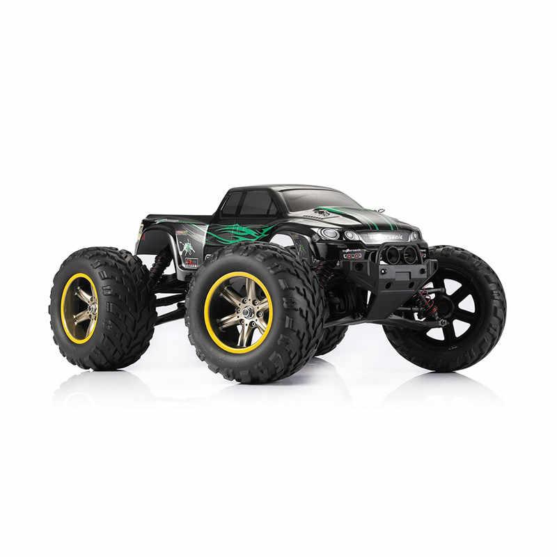 GPTOYS S911 1/12 2.4G RWD 45 kmh Racing RC Escovado Carro Cheio Proporção Brinquedos Monster Truck Modelos Crianças Meninos presentes de aniversário