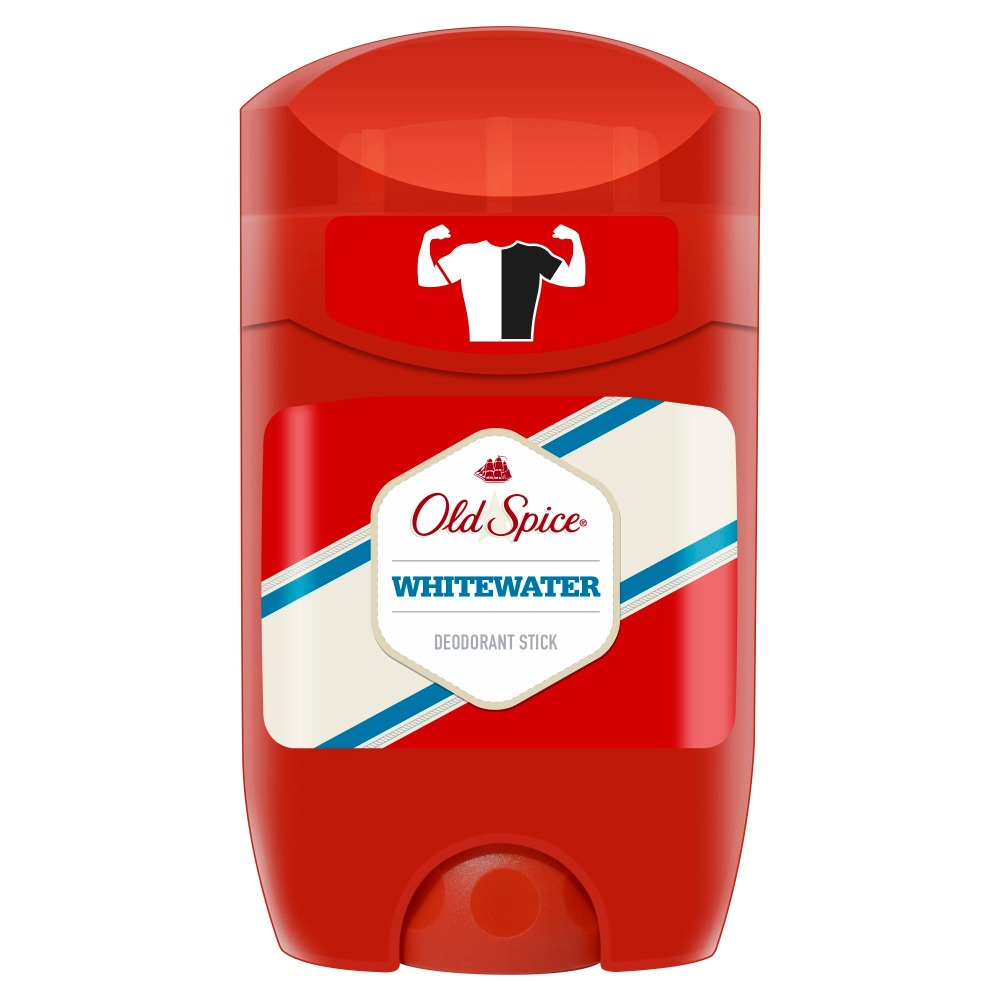 Old Spice roll-on deodorant WhiteWater 50ml adidas 50ml