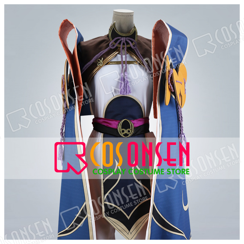 Fate Grand Order Lanling Wang FGO Saber Sprite 3 Cosplay Costume Full Set All Size COSPLAYONSEN