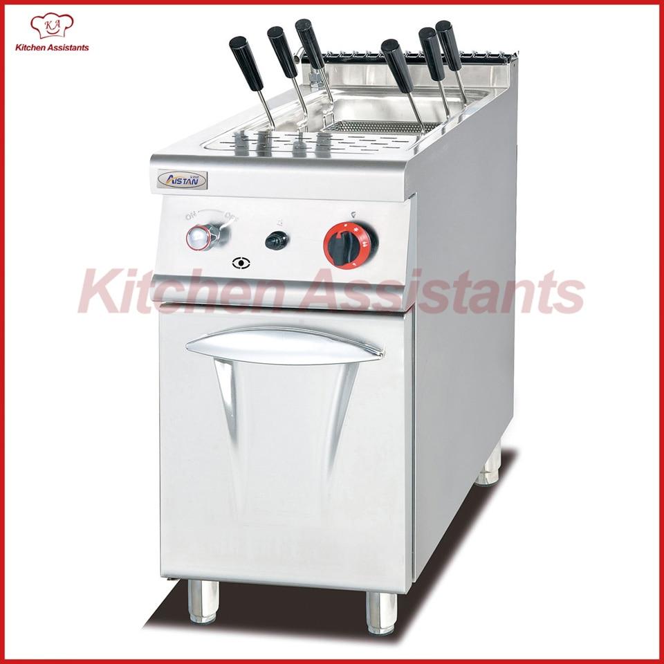 Haushaltsgeräte Brillant Eh878c Elektrische Nudelkocher Mit Schrank Für Gewerbliche Küche Moderate Kosten Bereiche