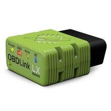OBDLink LX 블루투스 OBD2 BIMMER 코딩 도구 BMW 차량 및 motocycle 자동차 스캔 도구 Windows 및 Android 용