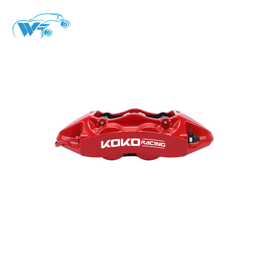 KOKO RACING cars racing using 4 pots cars brake caliper for golf mk2 for modified cars brake system