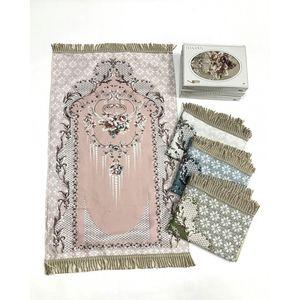 Image 2 - Islamic Prayer Rug Muslim Prayer Mat JaNamaz Salat Sajadah Seccade eid gift
