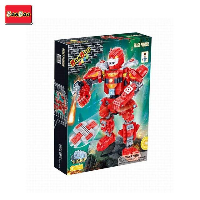 Конструктор BANBAO Робот 6315