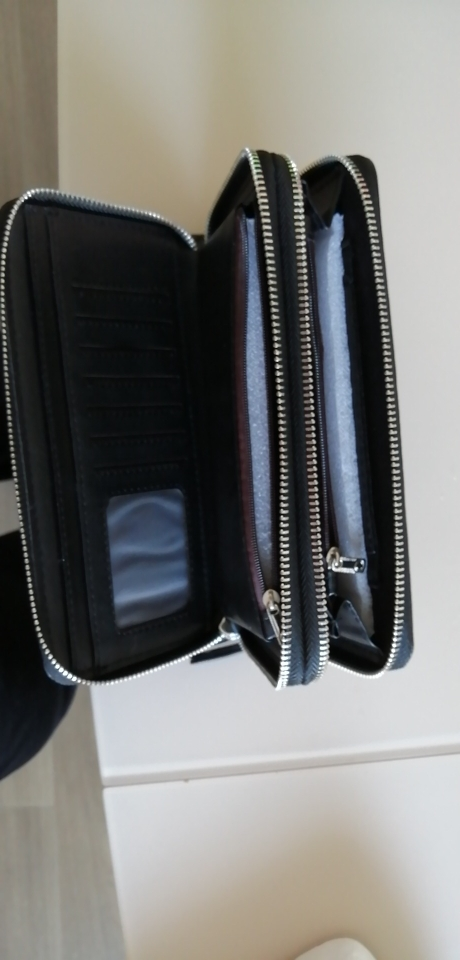 Men wallets with coin pocket long zipper coin purse for men clutch business Male Wallet Double zipper Vintage Large Wallet Purse-in Wallets from Luggage & Bags on Aliexpress.com | Alibaba Group