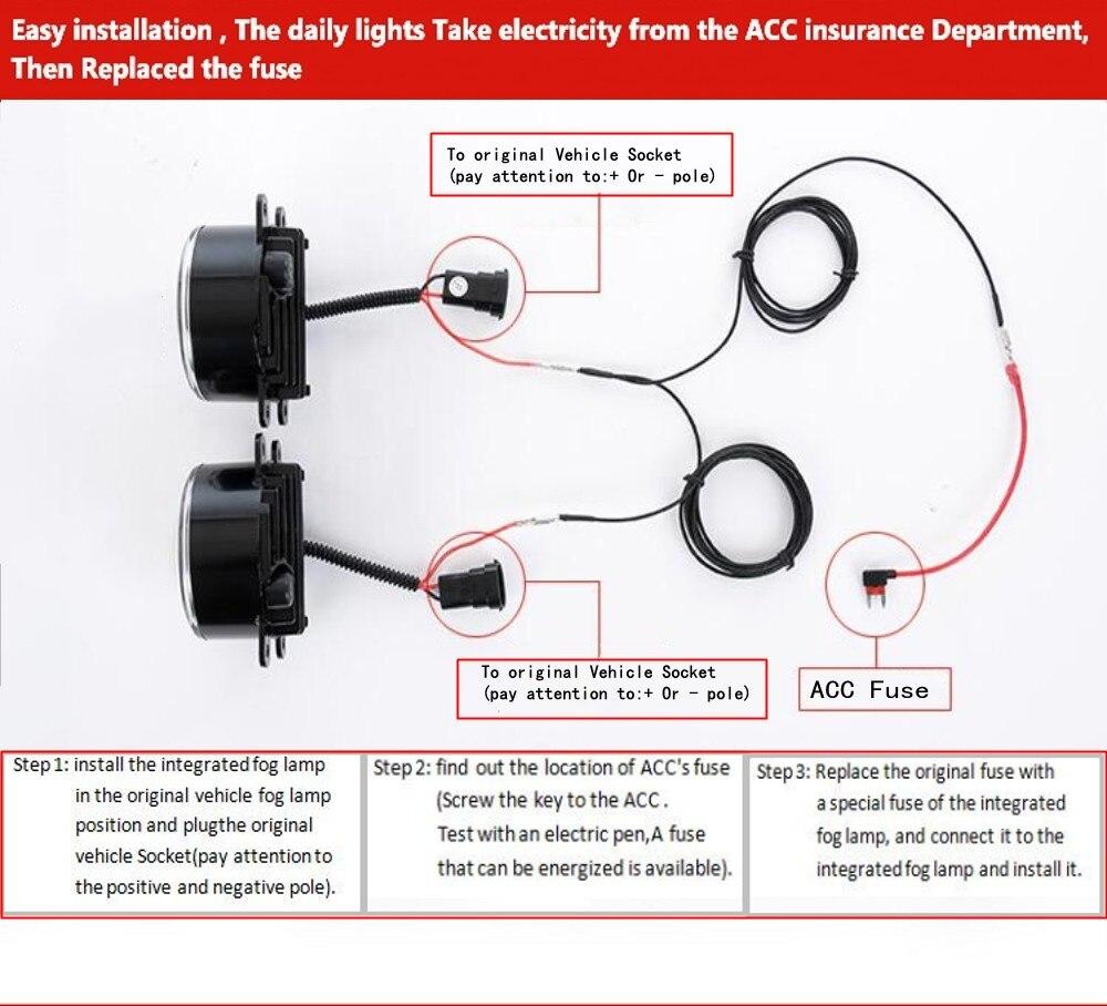Buy Jandening Car Refit Super Bright 2 In 1 2014 Rav4 Fog Light Wiring Diagram How To Adding Lights A Tb2nu4hasfjpufjsspbxxxagvxa 713630475 Conew1