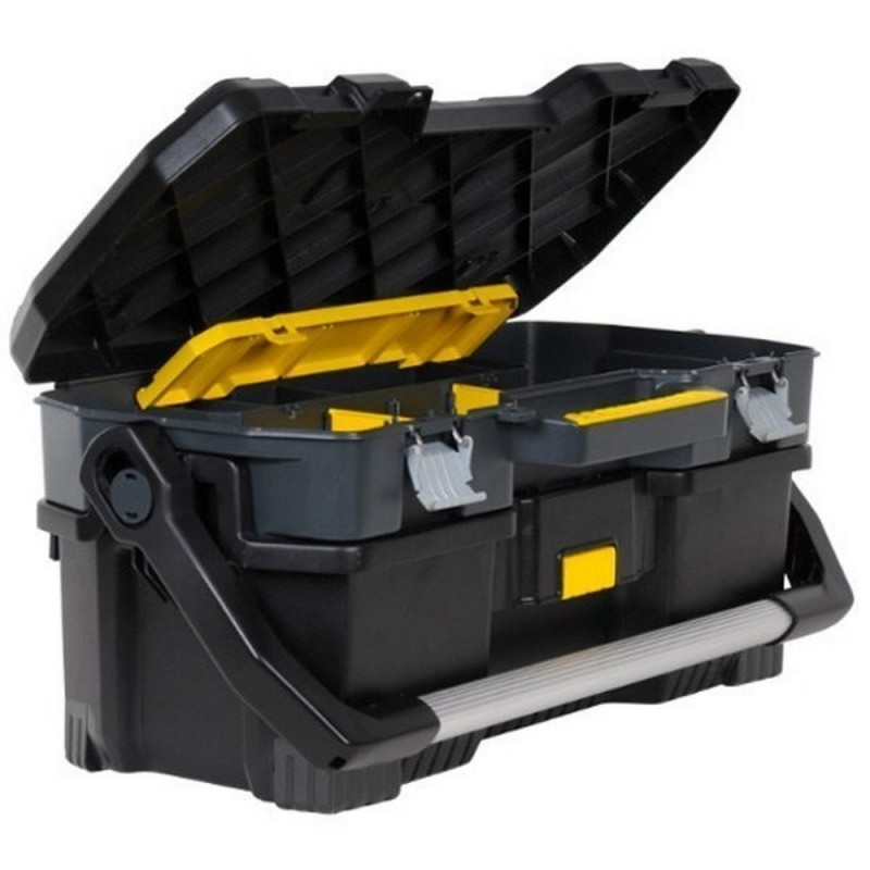 STANLEY 1-97-506-Toolchest With Suitcase For Tools Electrical 24inch 67 Cm