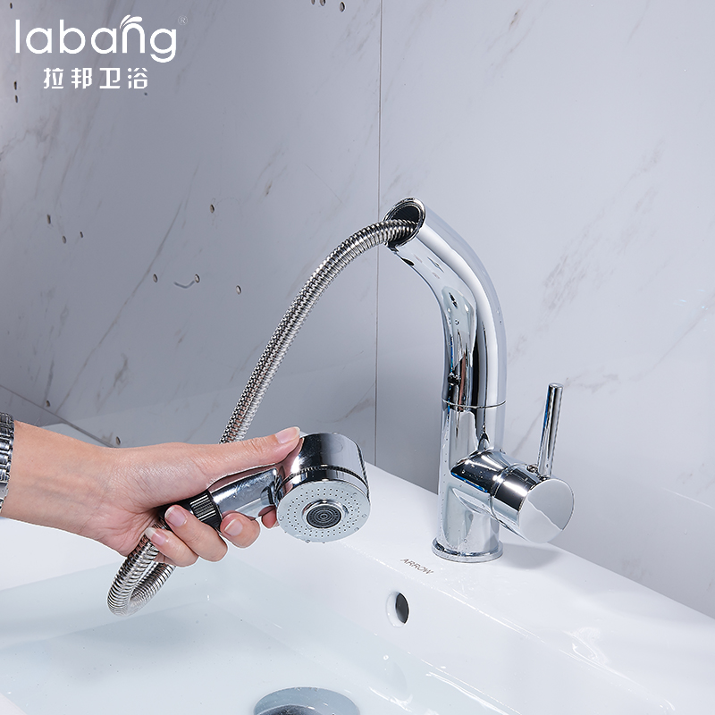 Types Of Kitchen Faucets: Labang Two Types Of Kitchen Faucets Brass Mixer Cold