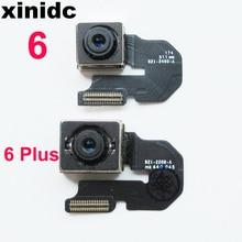 Xinidc сзади задняя камера Flex кабель для iPhone 6 Plus 6 основных Камера модуль Flex ленты AAA качество Быстрая доставка
