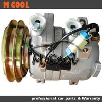 New AC Compressor For hyudnai R225-7 Excavator 11N6-90040 11N8-92040 506021-6413 506021-7082 A5000-674-001