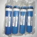 4pcs400 gpd umkehrosmosefilter Umkehrosmose-membran 3013-400 Membran Wasserfilter Patronen ro system Filter Membran