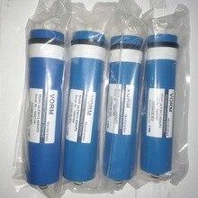 Filtro de ósmosis inversa 4pcs400 gpd, membrana de ósmosis inversa 3013 400, cartuchos de filtros de agua, membrana de filtro de sistema ro