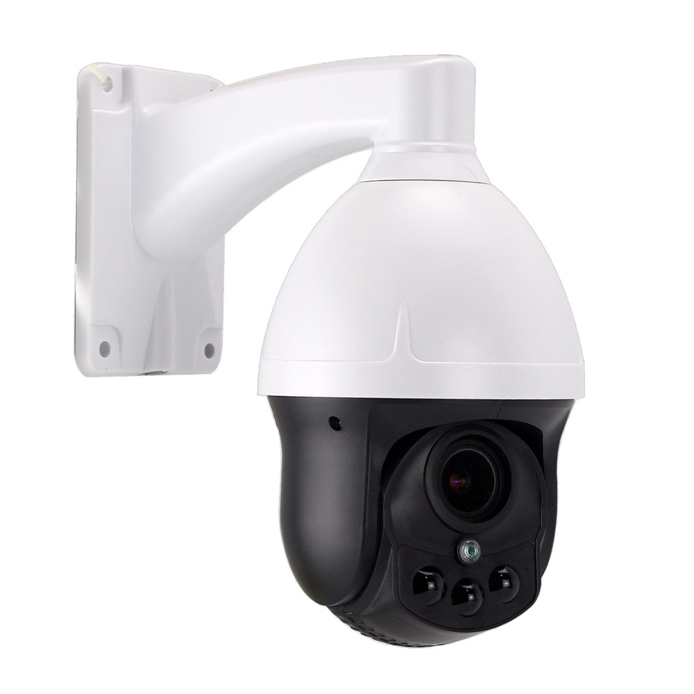 SMTKEY 1080P PTZ IP Camera Auto Zoom Focus 4X 2.8~12mm lens Security Outdoor indoor onvif IP Network mini PTZ CameraSMTKEY 1080P PTZ IP Camera Auto Zoom Focus 4X 2.8~12mm lens Security Outdoor indoor onvif IP Network mini PTZ Camera