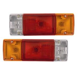 Image 1 - Brake Lights SET fits TOYOTA DYNA/TOYOACE 1985 1986 1987 1988 1989 1990 1991 1992 1993 1994 1995 1996 1997 1998 1999 2000 2001