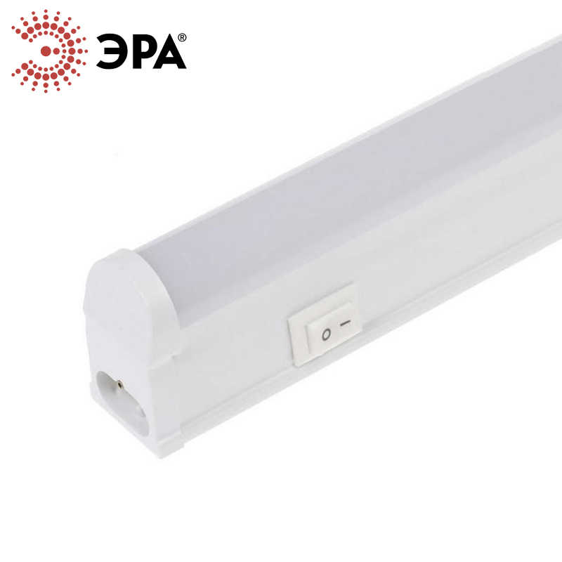 ЭРА линейный LED светильник T5 4W 311mm, 8W 572mm, 12W 872mm, 14W 1022mm, 16W 1172mm