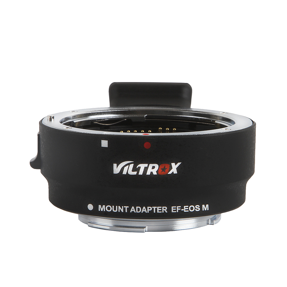 EF-EOSM EOS-EOSM Électronique adaptateur Auto Focus Lens pour Canon EOS EF EF-S objectif à EOSM EF-M M2 M3 M5 M6 M10 Montage adaptateur