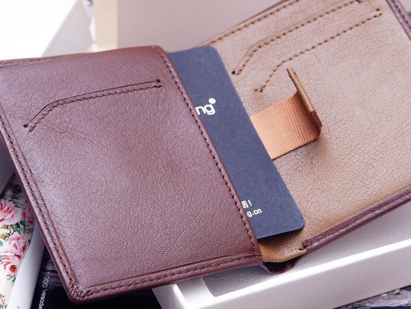 Genuine Leather Wallet For Men Short ID Wallet Women Money Credit Card Purse male Organizer photo review
