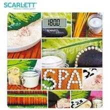 Весы напольные Scarlett SC-BS33E039