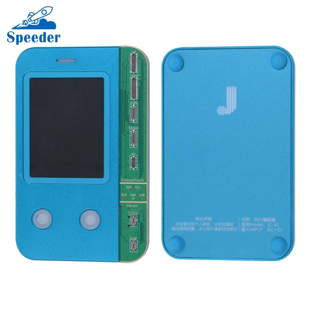 Sensore di Luce Ambientale & True Tone & Vibratore Calibratore di JC-V1 per iphone 7/8 plus/X/XR/XS MAX