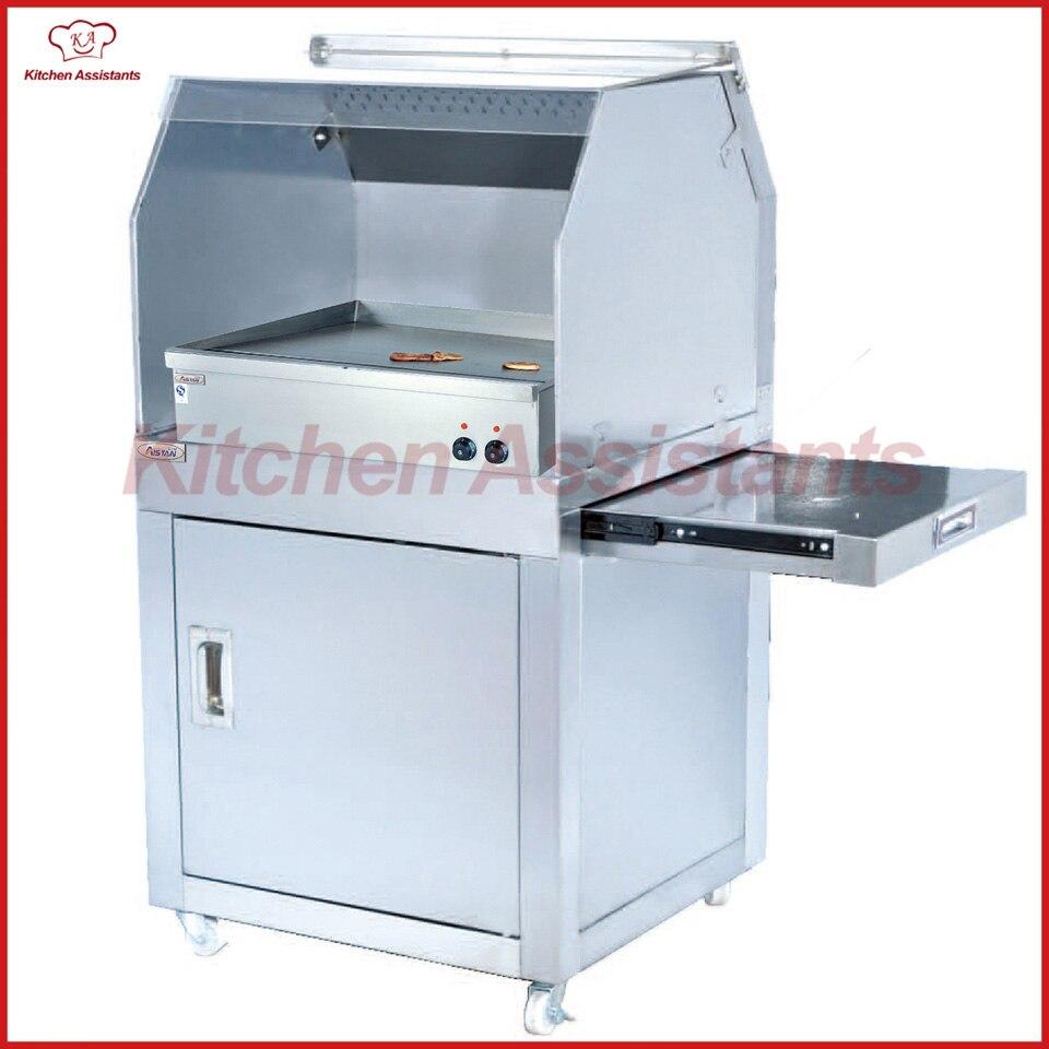 JG600 Work Table Range Hood of kitchen equipment