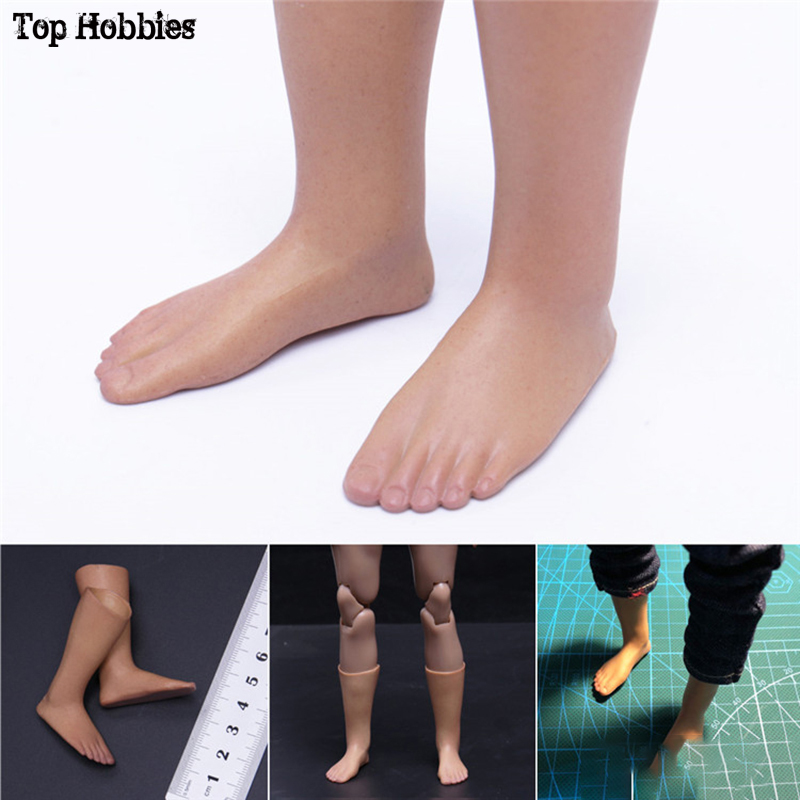 1//6 Scale Brown Short Socks for DIY 12/'/' Hot Toys Action Figures Accessories